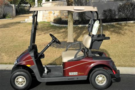 ezgo rxv  volt elec golf cart  sale