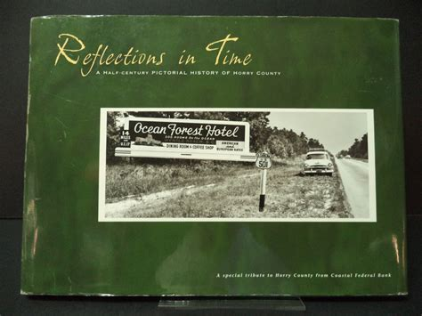 reflections in a books reflections in time a half century pictorial history of