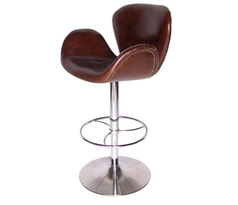 Tabouret De Bar Cuir 7721 by Tabouret De Bar En Cuir Design D Int 233 Rieur