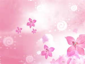 pretty pink powerpoint backgrounds flower background powerpoint backgrounds for free