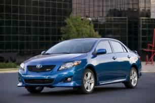 Toyota Corolla Xrs 2009 For Sale 2009 Toyota Corolla The Real People S Ch