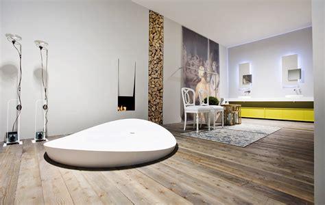 Sunken Bathtubs Dune Semi Recessed Bathtub By Antonio Lupi Ambient
