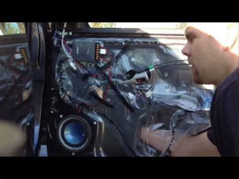 installation si鑒e auto trottine how to install a 4 channel car audio amplifier for a 2009