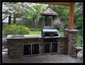 backyard barbecue design ideas