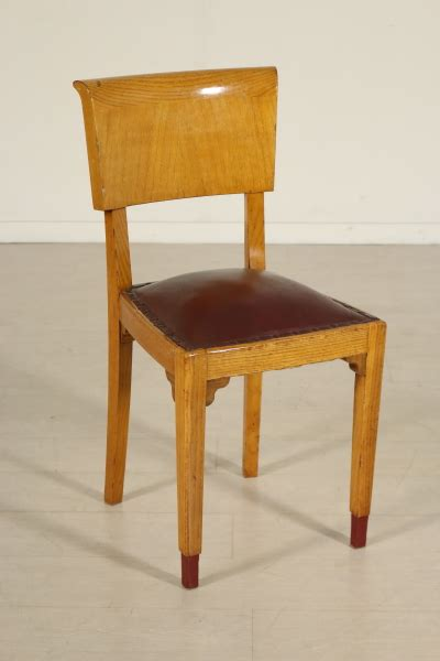 sedie deco scrivania dec 242 con sedia dec 242 bottega 900