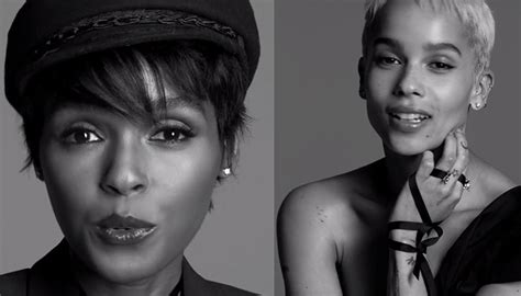zoe kravitz tiffany jewelry janelle monae zoe kravitz are saving elephants with