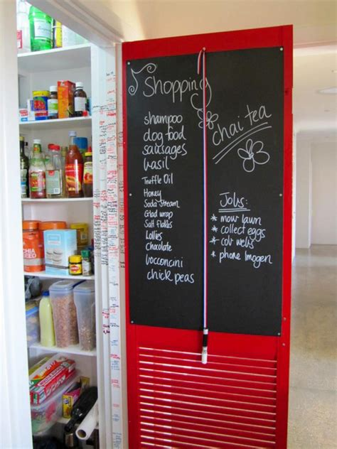 design ideas for kitchen pantry doors diy