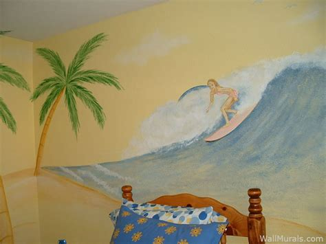 surf wall murals room wall murals 60 exles of wall murals for