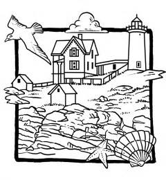 lighthouse coloring pages lighthouse coloring pages free coloring home