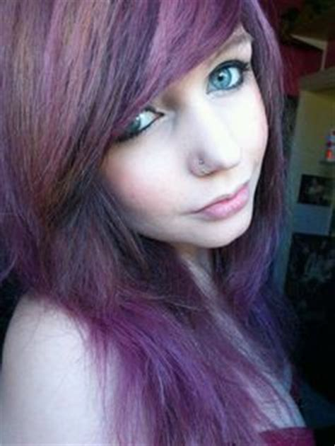 emo haircuts cause lazy eye 1000 images about alternative girls on pinterest scene