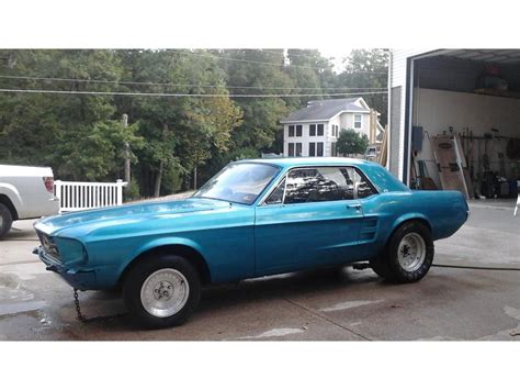 1967 Ford Mustang For Sale On Classiccars 136 Available 1967 Ford Mustang For Sale Classiccars Cc 1081181
