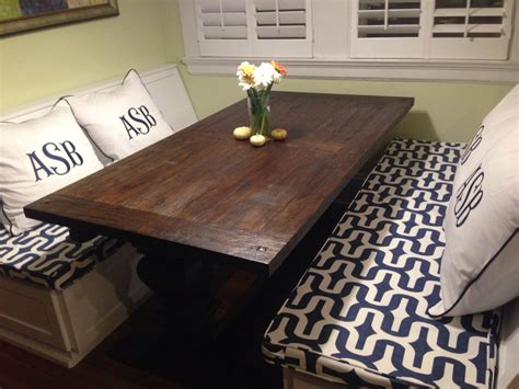 custom bench pads custom bench seat cushions custom sewn kitchen bench seat