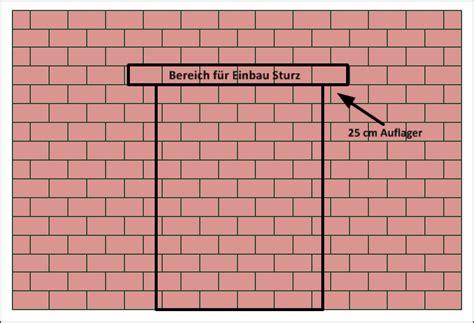 Durchbruch Tragende Wand by Wanddurchbruch Sturz Einbauen Metallteile Verbinden