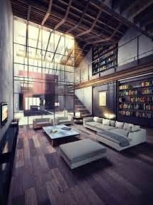 Loft Decor by Industrial Loft Small Space Studio Apartment