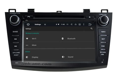 electric power steering 2009 mazda mazda5 navigation system 2009 2012 mazda 3 android 5 1 1 dvd gps radio hd 1024 600 touchscreen mirror link bluetooth