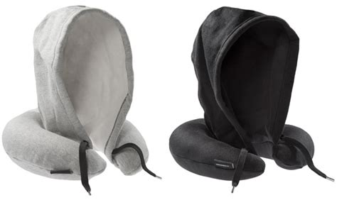 Travel Pillow Hoodie by The Hoodie Travel Pillow Is Available In A Variety Of Sizes