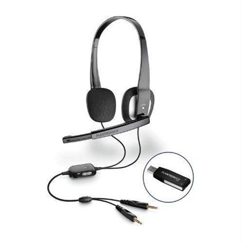 Plantronics Headset Audio 326 Hitam 1 s things just launched on in usa