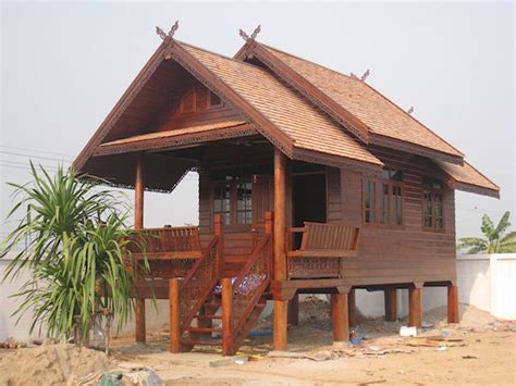 Small House Designs Thailand Thailanna Home Buy Your Own Teak Wooden House In Thailand