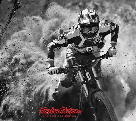 design jersey sepeda gunung 2016 troy lee designs apparel and protection range by