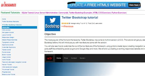 layout bootstrap w3school learn twitter bootstrap best tutorial point for beginners