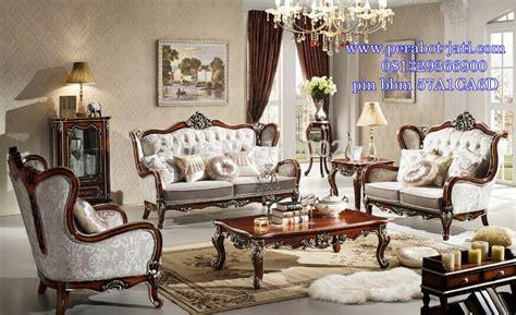 Sofa Ruang Tamu Mewah model kursi sofa kayu image fatare
