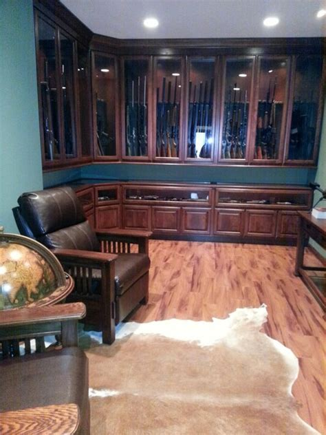 how to build a room in a basement gun room traditional basement st louis by k build