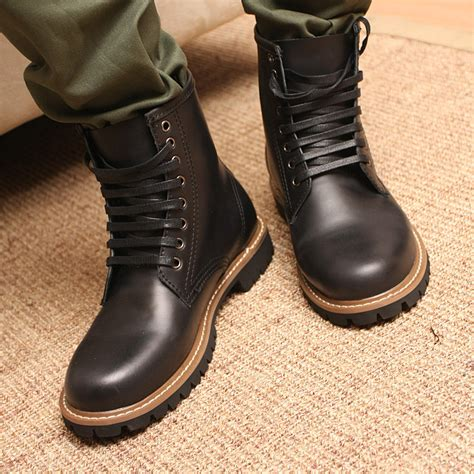 mens dress boots fashion boots for fashion tsaa heel