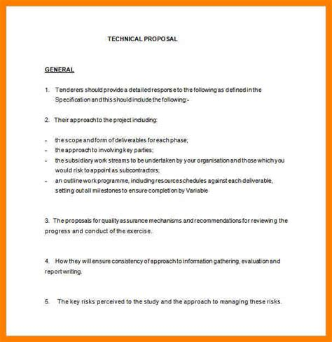 4 technical approach exle science resume
