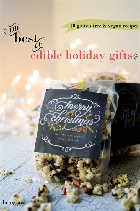 Best Edible Gifts - best of edible gifts 10 amazing vegan gluten