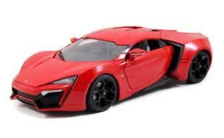 Lightning Hypersport Car Toys Lykan Hypersport Furious 7 2015 Collectors