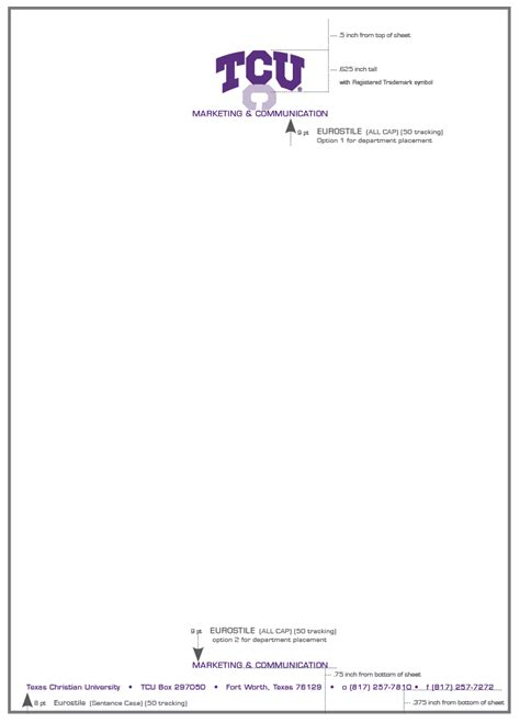 Official Letterhead Brand Central Official Letterhead