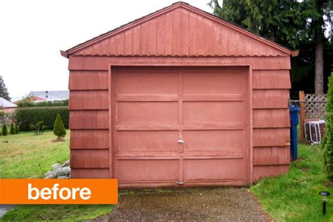 before after gorgeous garage mini house in seattle