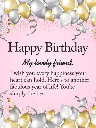 because you re my friend greeting card happy birthday happy birthday wishes for a friend happy birthday friend