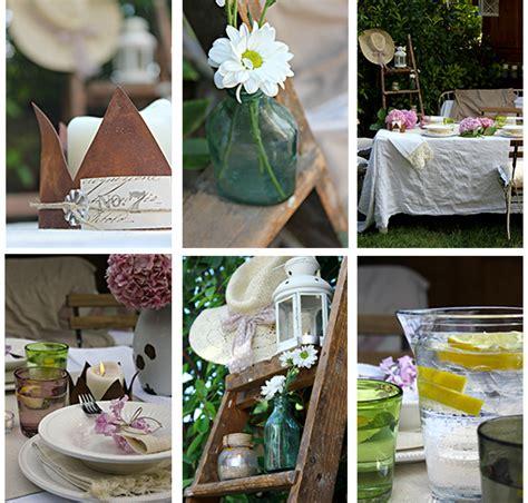 tavola estiva apparecchiata idee e consigli per una perfetta tavola estiva casa di vita