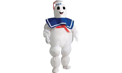 Ms Jumpsuit Marsmellow ghostbusters stay puft marshmallow child