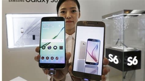 Samsung S6 Korea samsung galaxy s6 shipments expected to records technology science cbc news