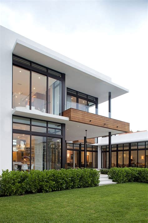 Modern House Windows Ideas Floor To Ceiling Windows Modern Home In Golden Florida