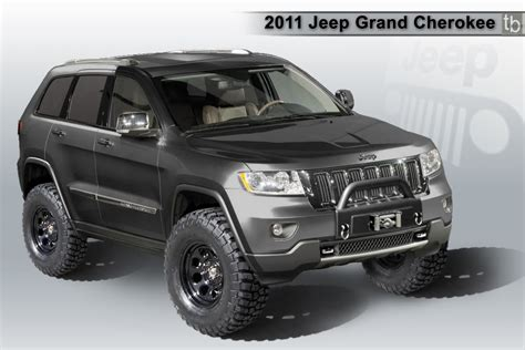 Jeep Garage Wk2 Oh Wow The New 2011 Jeep Grand Is Looking