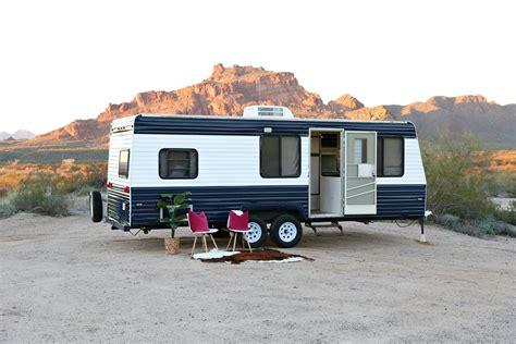 the trailer fabulous travel trailer redo clutter