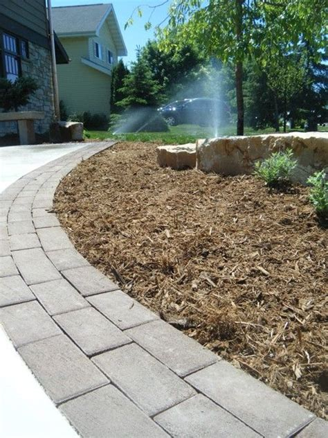 Landscape Edging Toronto 28 Best Images About Driveway On Walkways