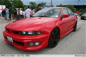 Custom Mitsubishi Galant Customized Mitsubishi Galant Benlevy
