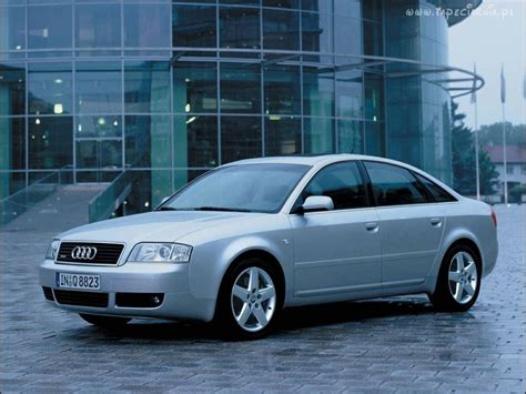 2002 Audi A6 A6 2002 audi a6 4b c5 pictures information and specs