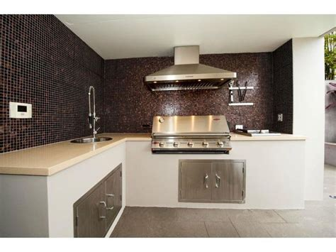 Kitchen Tiled Splashback Designs 143 Best Images About Outdoor Kitchens Bbq Areas On Entertaining Outdoor And