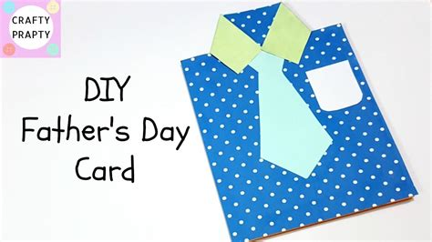 diy rugged s day card diy s day card how to make shirt card s day card easy greetings card