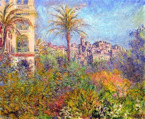 Claude Monet 2911 by Claude Monet Villas At Bordighera 3 1884