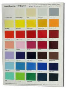 automotive paint color charts online bing images