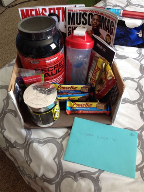protein gift basket the world s catalog of ideas