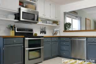 different colored kitchen cabinets two different color kitchen cabinets quotes