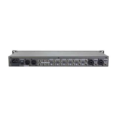 Samson Rack Mixer samson sm10 10 channel rackmount mixer at gear4music