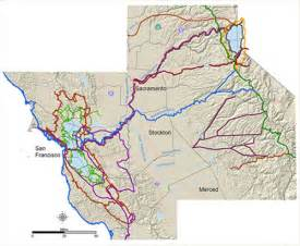 california recreational trails plan trail corridors